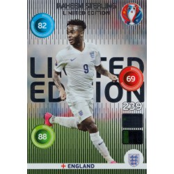 EURO 2016 Limited Edition Raheem Sterling (Englan..