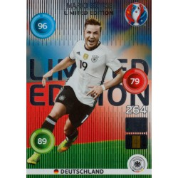EURO 2016 Limited Edition Mario Götze (Deutschla..