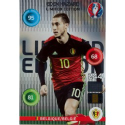 EURO 2016 Limited Edition Eden Hazard (Belgique/B..
