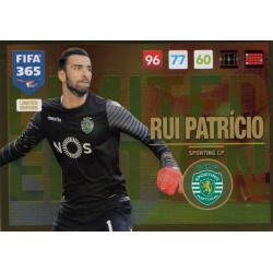 FIFA 365 2017 UPDATE Limited Edition Rui Patríci..