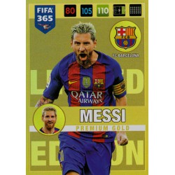 limited edition messi