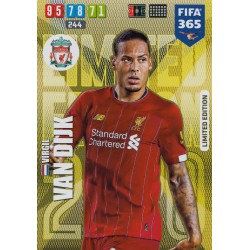 FIFA 365 2020 XXL Limited Edition Virgil van Dijk..