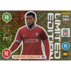 FIFA 365 2021 Limited Edition Georginio Wijnaldum..
