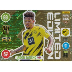 FIFA 365 2021 Limited Edition Jadon Sancho (Borus..