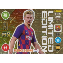 FIFA 365 2021 Limited Edition Frenkie De Jong (FC..