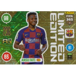 FIFA 365 2021 Limited Edition Ansu Fati (FC Barce..
