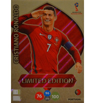 WORLD CUP 2018 RUSSIA Limited Edition Cristiano Ronaldo (Portugal)