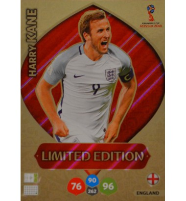 WORLD CUP 2018 RUSSIA Limited Edition Harry Kane (England)