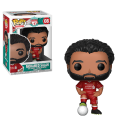 Funko POP! Football: Mohamed Salah (Liverpool)