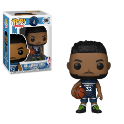 Funko POP! NBA: Karl-Anthony Towns (Minnesota Tim..