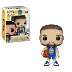 Funko POP! NBA: Stephen Curry (Golden State Warri..