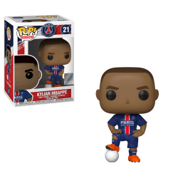 Funko POP! Football: Kylian Mbappe (Paris Saint-G..