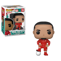 Funko POP! Football: Virgil Van Dijk (Liverpool)