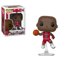 Funko POP! NBA: Michael Jordan (Chicago Bulls) SL..
