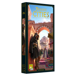 7 Wonders (Second Edition) - Cities