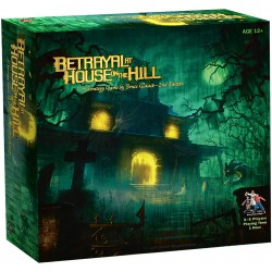 Betrayal at House on the Hill (Second Edition)