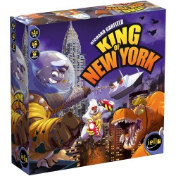 LAUAMÄNG King of New York
