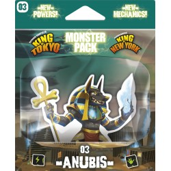 King of Tokyo ja King of New York Monster Pack An..
