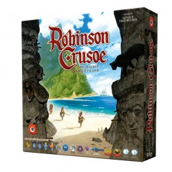 LAUAMÄNG Robinson Crusoe: Adventures on the Curs..
