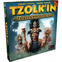 Tzolk'in: The Mayan Calendar - Tribes & Proph..