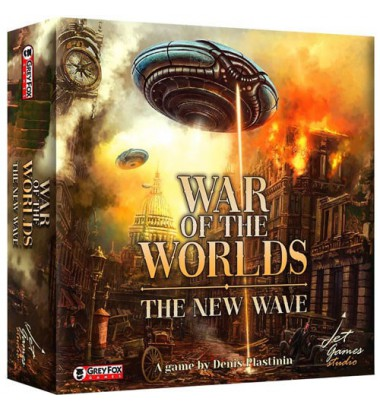 LAUAMÄNG War of The Worlds: The New Wave