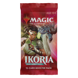 Magic The Gathering: Ikoria Lair Of Behemoths Boo..