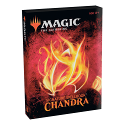 Magic The Gathering Signature Spellbook: Chandra