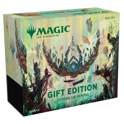 Magic The Gathering Zendikar Rising Bundle Gift E..