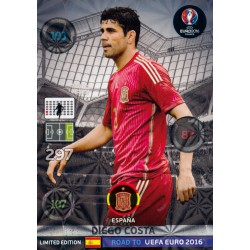 ROAD TO EURO 2016 Limited Edition Diego Costa (Es..