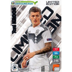 ROAD TO EURO 2020 Limited Edition Toni Kroos (Ger..