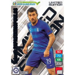 ROAD TO EURO 2020 Limited Edition Sokratis Papast..