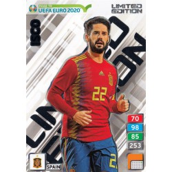 ROAD TO EURO 2020 Limited Edition Isco (Spain)