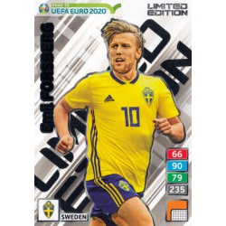 ROAD TO EURO 2020 Limited Edition Emil Forsberg (..