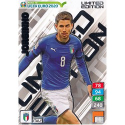 ROAD TO EURO 2020 Limited Edition Jorginho (Italy..
