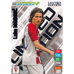 ROAD TO EURO 2020 Limited Edition Luka Modric (Cr..