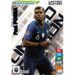ROAD TO EURO 2020 Limited Edition Paul Pogba (Fra..