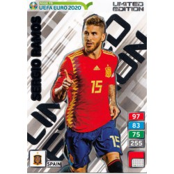 ROAD TO EURO 2020 Limited Edition Sergio Ramos (S..