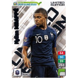 ROAD TO EURO 2020 Limited Edition Kylian Mbappé ..