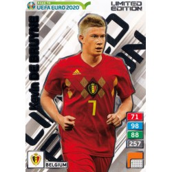ROAD TO EURO 2020 Limited Edition Kevin De Bruyne..