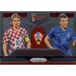 PANINI PRIZM WORLD CUP RUSSIA 2018 CONNECTIONS Lu..
