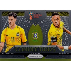 PANINI PRIZM WORLD CUP RUSSIA 2018 CONNECTIONS Ne..