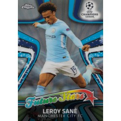 TOPPS CHROME 2017-2018 UEFA CHAMPIONS LEAGUE FUTU..