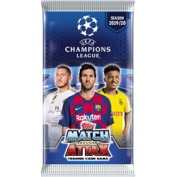 Champions League 2019/2020 kaardipakk